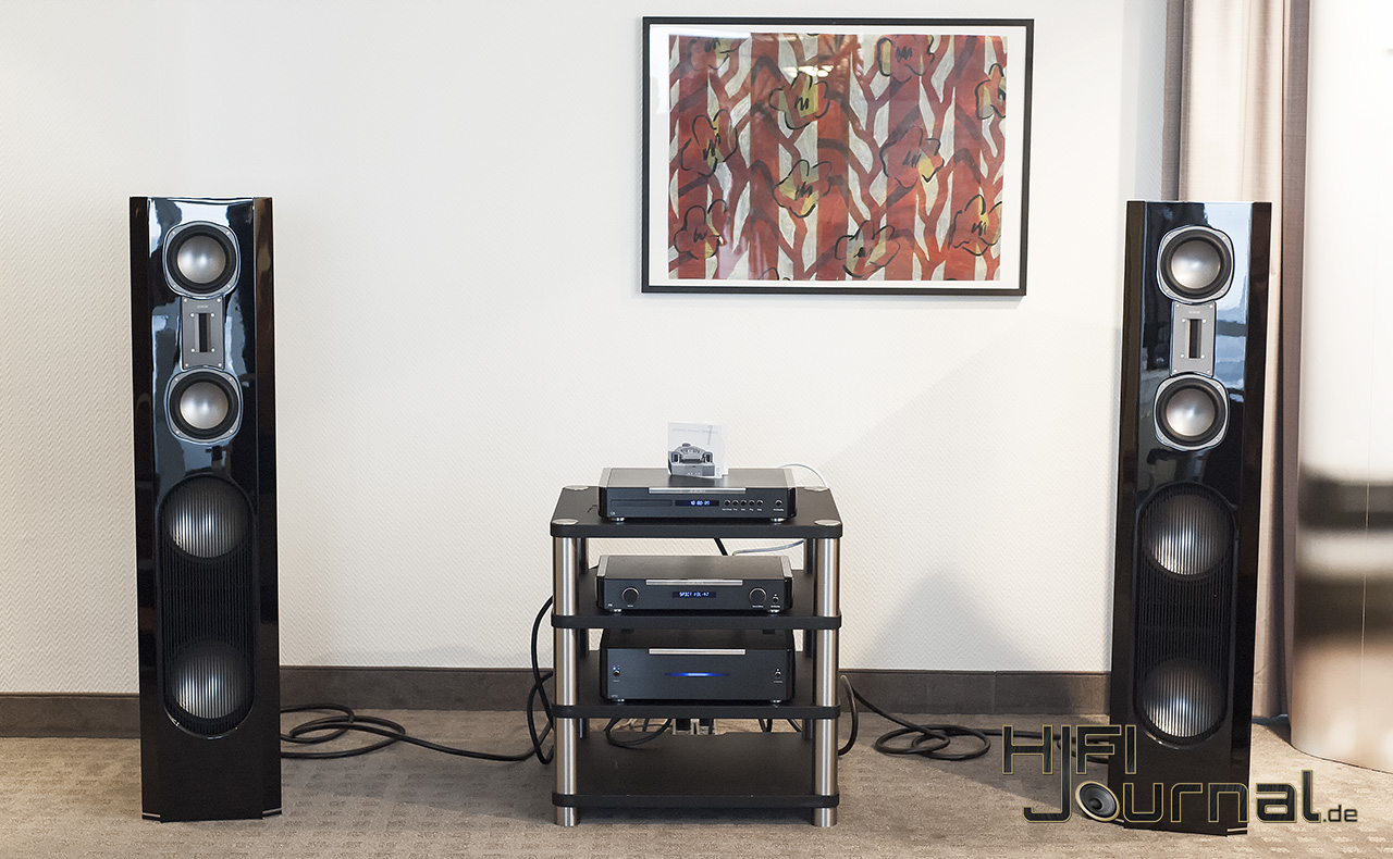 quadral aurum titan 9 hands on hifi journal. Black Bedroom Furniture Sets. Home Design Ideas