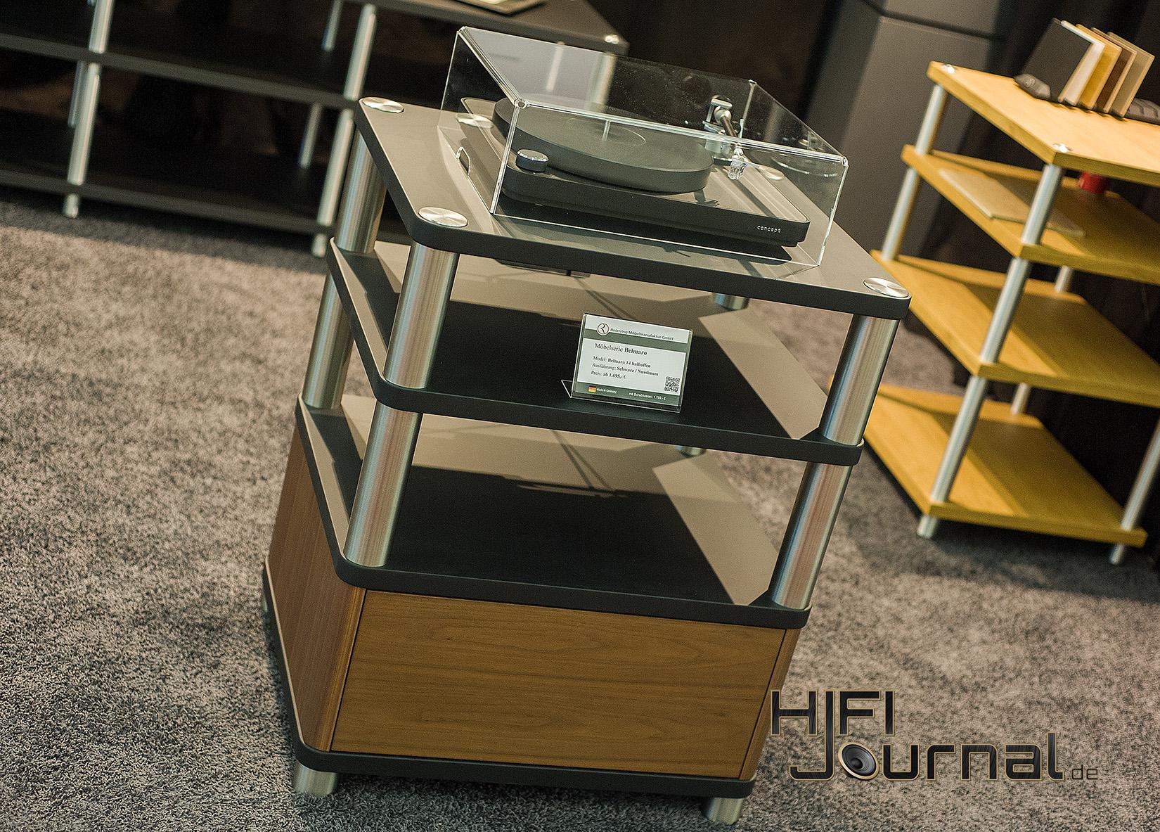 high end hifi m bel von roterring hifi journal. Black Bedroom Furniture Sets. Home Design Ideas