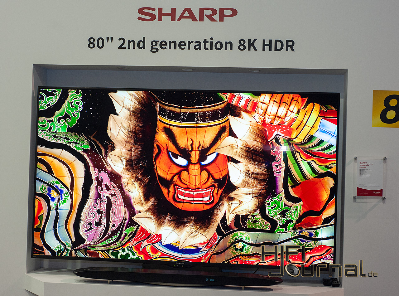 Sharp TV 8K 2G 03