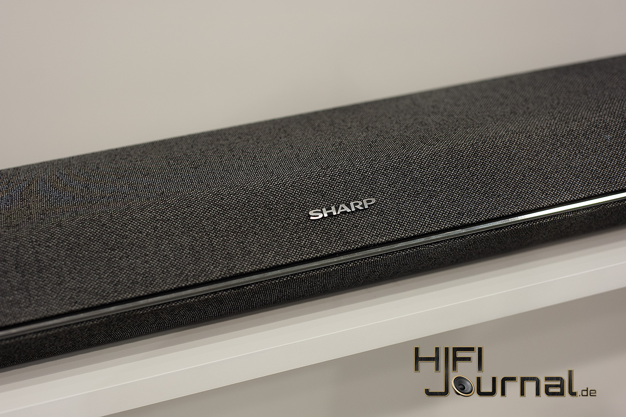 Sharp Audio Pininfarina HT S8W850 Prototype 020