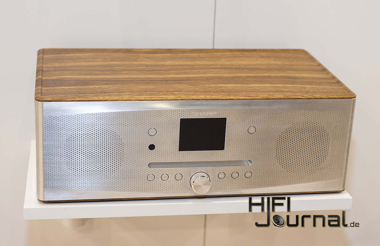 Sharp Audio XL B850D Prototype 01