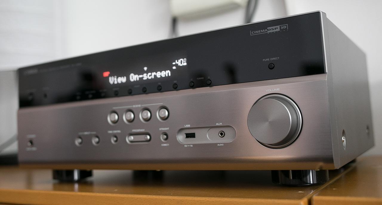 Yamaha  Speaker Surround Sound System