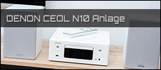 Test: Denon CEOL N10 Mini-System