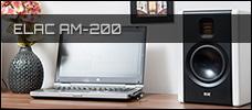Test: ELAC AM 200 Nahfeldmonitor