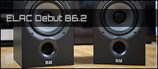 Test: ELAC Debut B6.2 Regallautsprecher