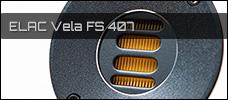 Test: ELAC Vela FS 407