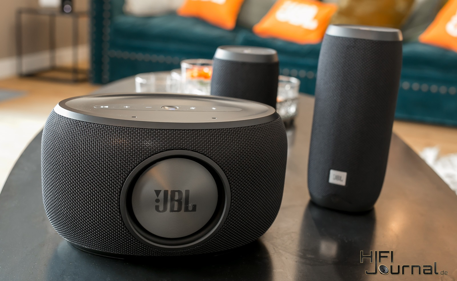 JBL Link Series Smart Speaker 02