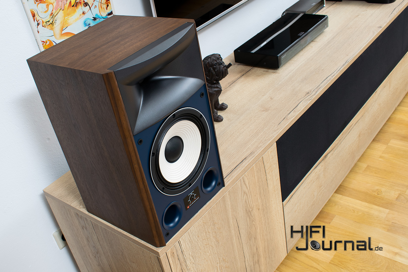 test jbl 4306 lautsprecher hifi journal. Black Bedroom Furniture Sets. Home Design Ideas