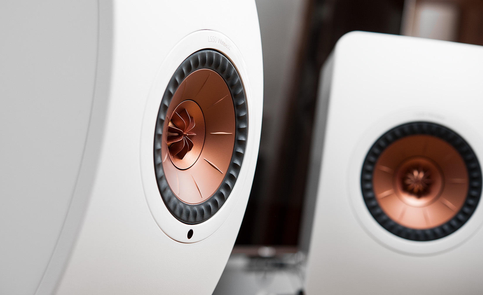 KEF LS50 Wireless aufmacher