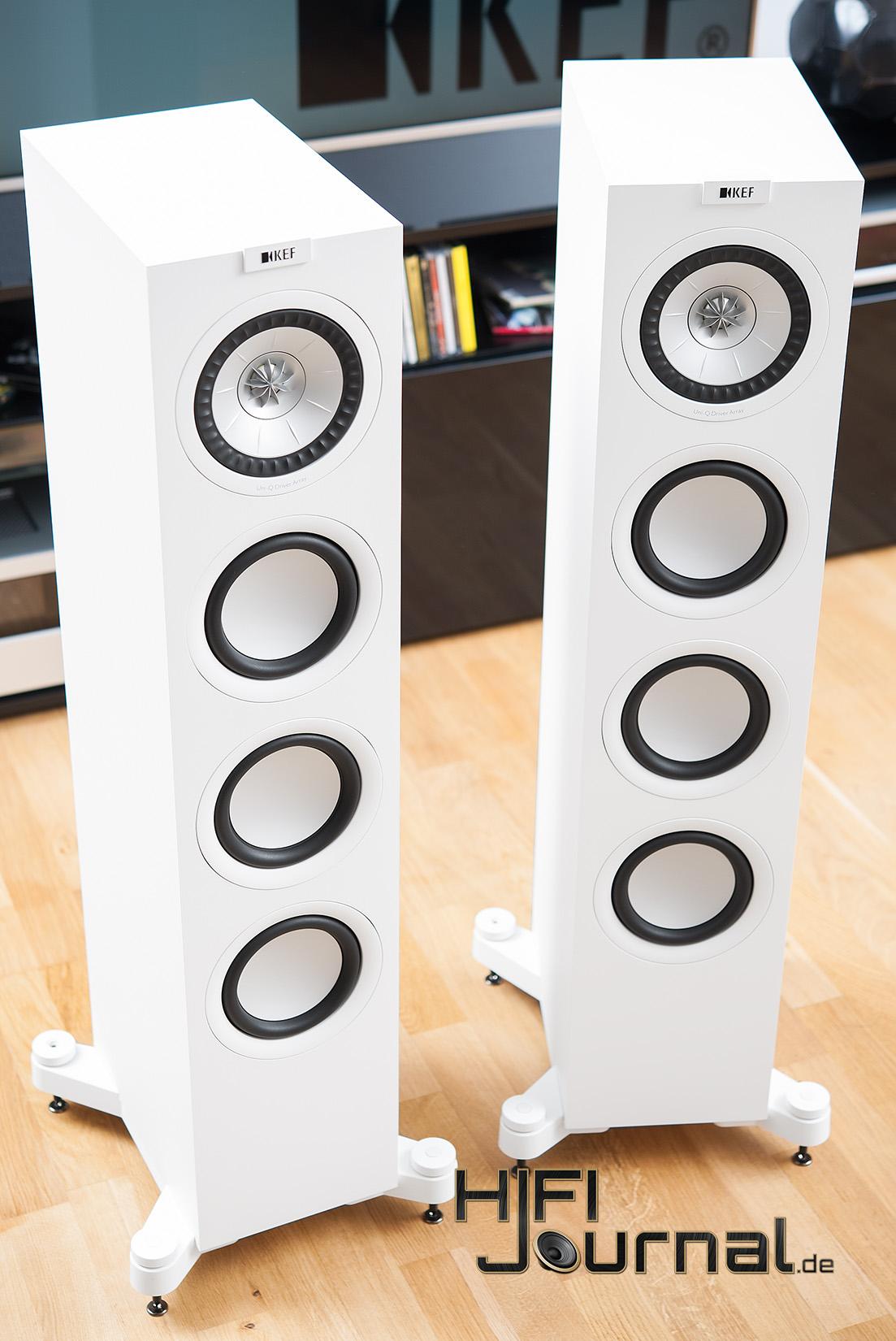 test kef q550 standlautsprecher hifi journal results. Black Bedroom Furniture Sets. Home Design Ideas