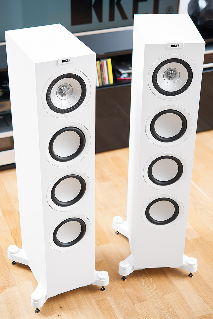 test kef q550 standlautsprecher hifi journal results. Black Bedroom Furniture Sets. Home Design Ideas