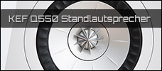 Test: KEF Q550 Standlautsprecher