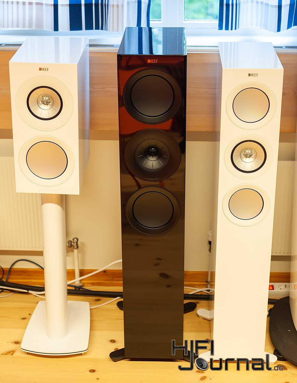 kef r serie 2018 im kurzcheck hifi journal results from 2. Black Bedroom Furniture Sets. Home Design Ideas