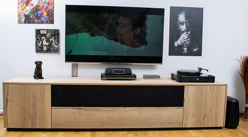 POLK magnifi mini soundbar 08k