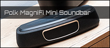 Test: Polk MagniFi Mini Soundbar-System