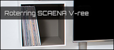 Test: Roterring SCAENA V-ree LP Boxen