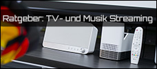 TV und Musik Streaming news