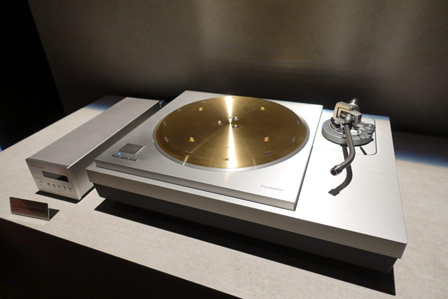 Technics SP-10R und SL-1000R Plattenspieler