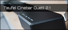 Test: Teufel Cinebar Duett
