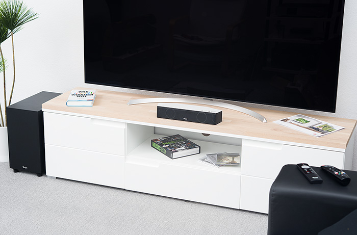 Teufel Cinebar One Plus 01k