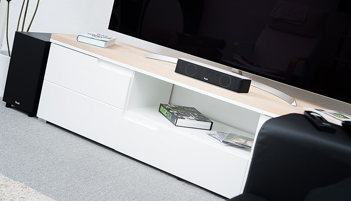 Teufel Cinebar One Plus Aufmacherk