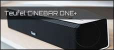 Test: Teufel Cinebar One (Plus)