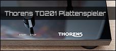 Test: Thorens TD 201