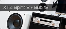 Test: XTZ Spirit 2 und Spirit SUB 12
