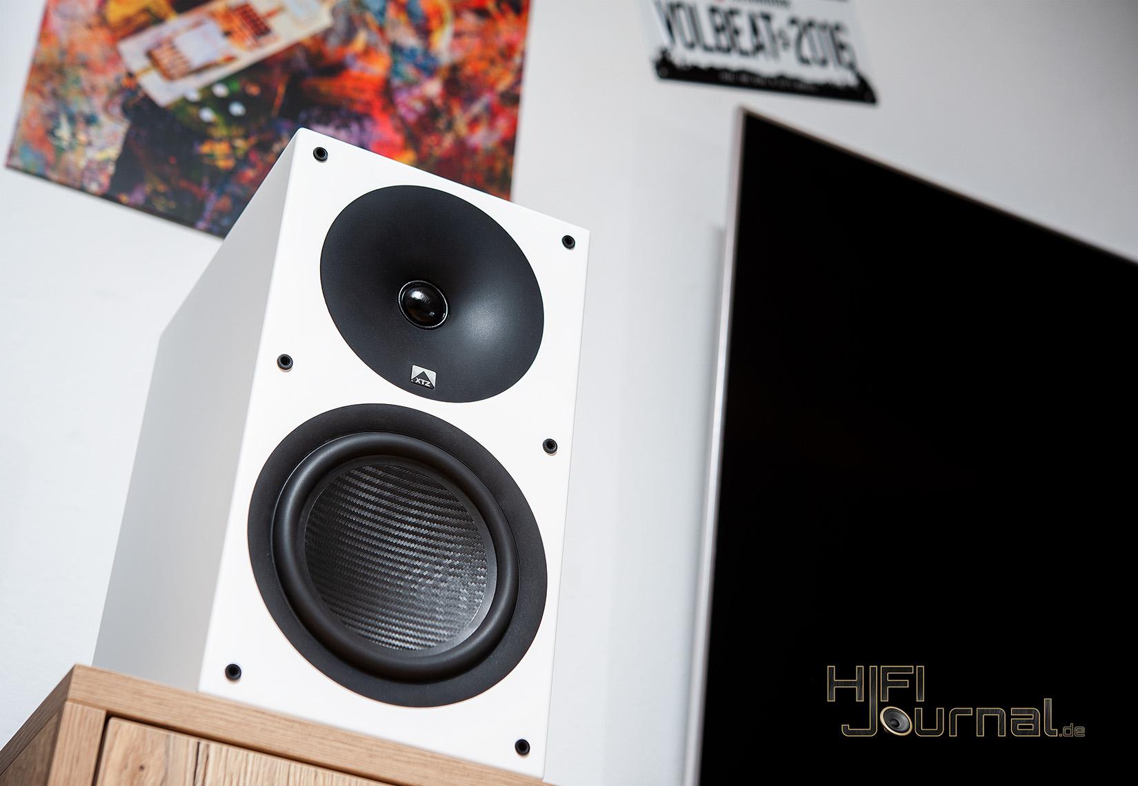 test xtz spirit 4 regallautsprecher hifi journal. Black Bedroom Furniture Sets. Home Design Ideas