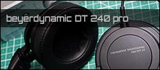 Test: beyerdynamic DT 240 Pro