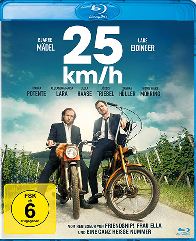 25 kmh blu ray review cover