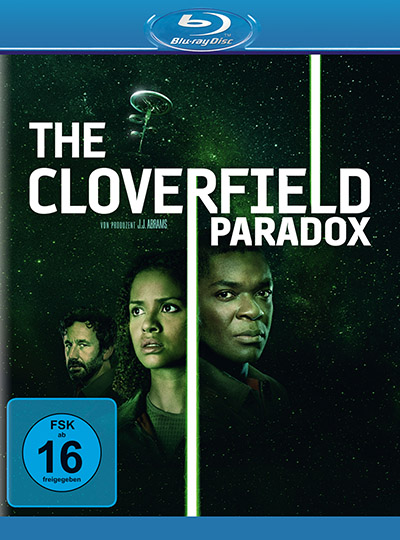 cloverfield paradox blu ray review cover