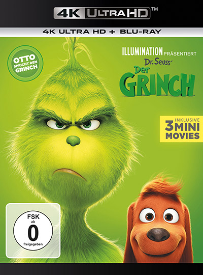 der grinch 4k uhd blu ray review cover