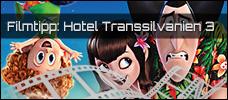 Film der Woche: Hotel Transsilvanien 3