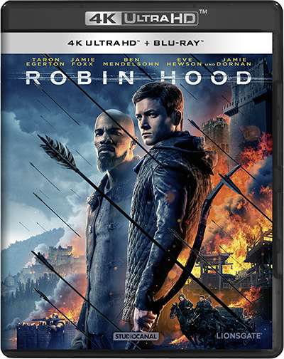 robin hood 4k uhd blu ray review cover