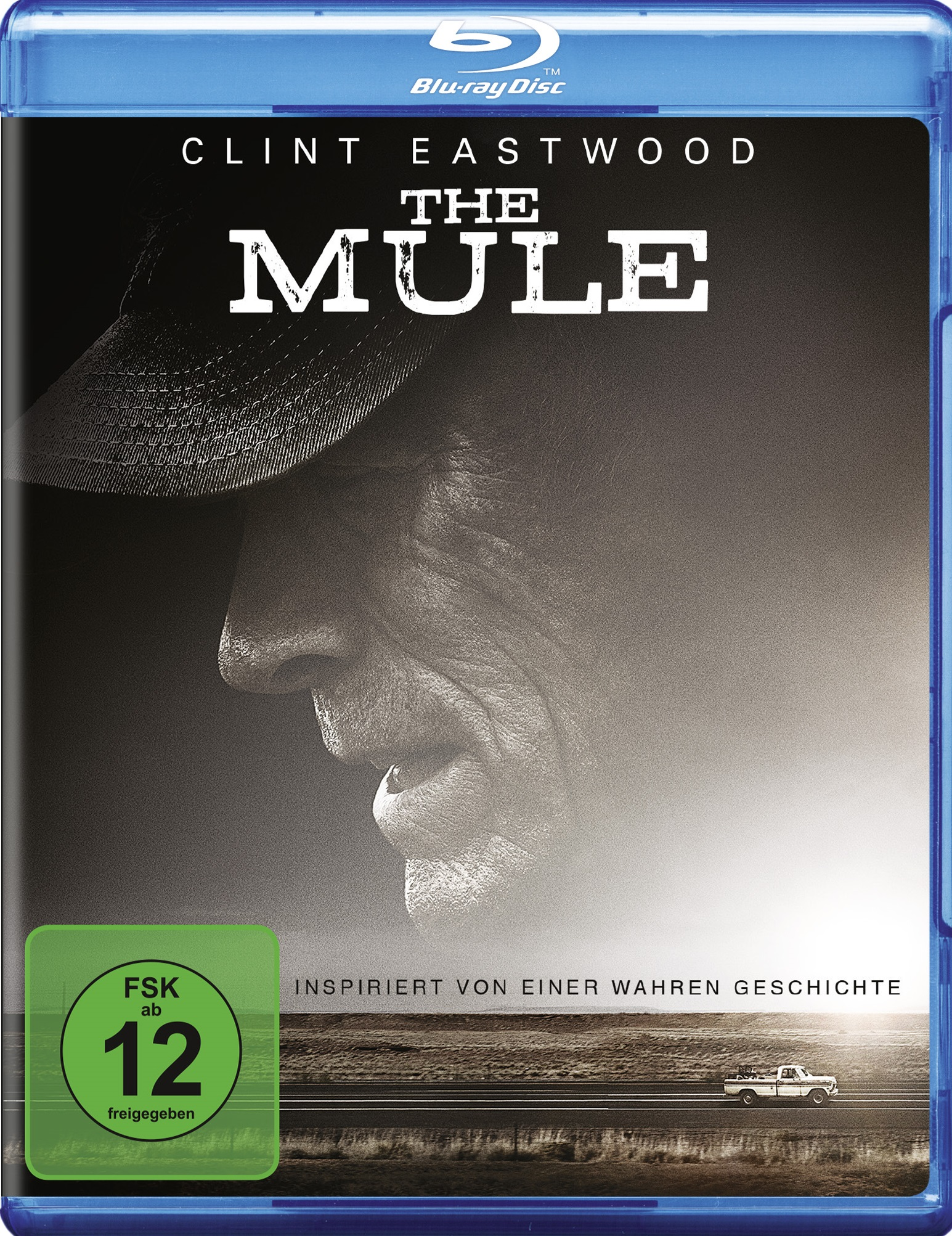 the mule blu ray review cover