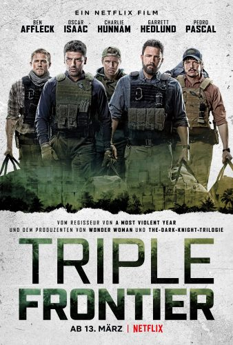 triple frontier netflix review Cover 338x500