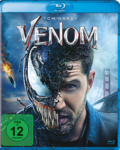 venom blu ray review cover