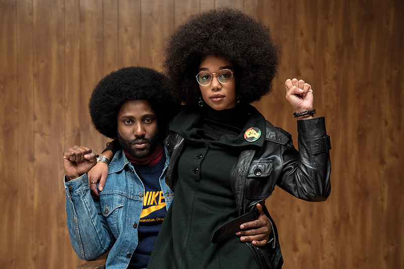 blackkklansman blu ray review szene 1