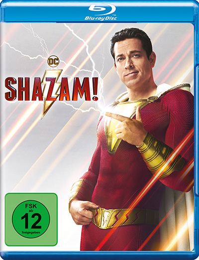 shazam blu ray review cover