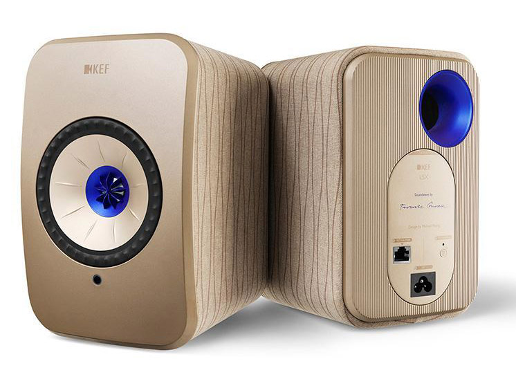 KEF LSX Soundwave Edition 03