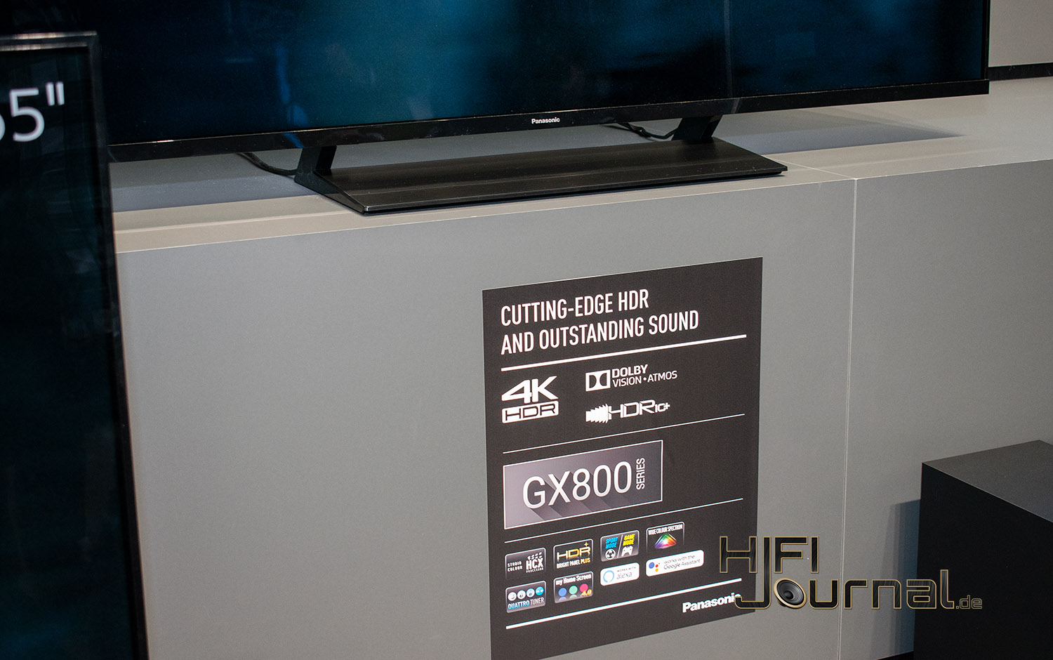 Panasonic LCD GXW804 Series 02