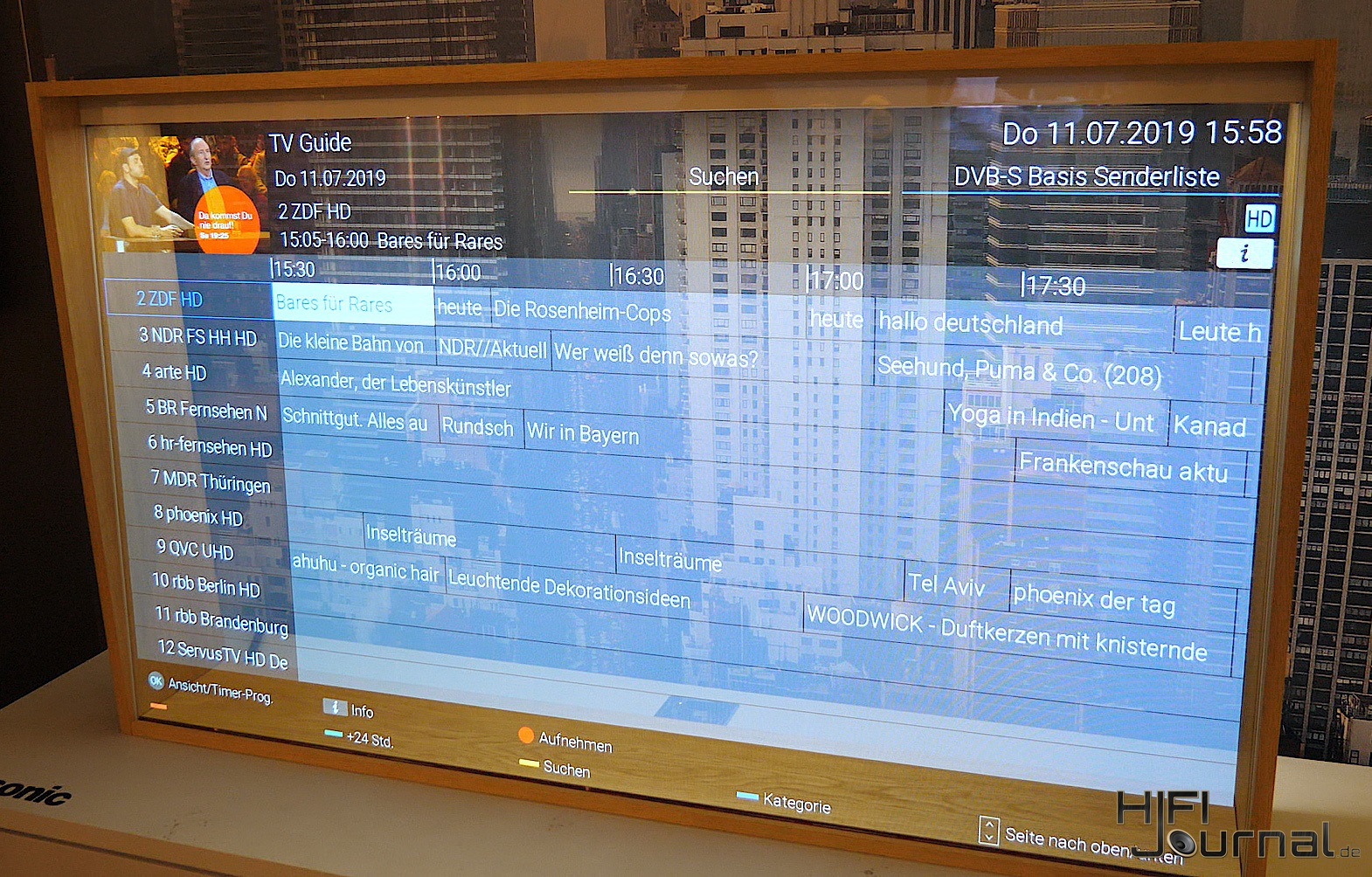 Panasonic Transparent OLED TV 07
