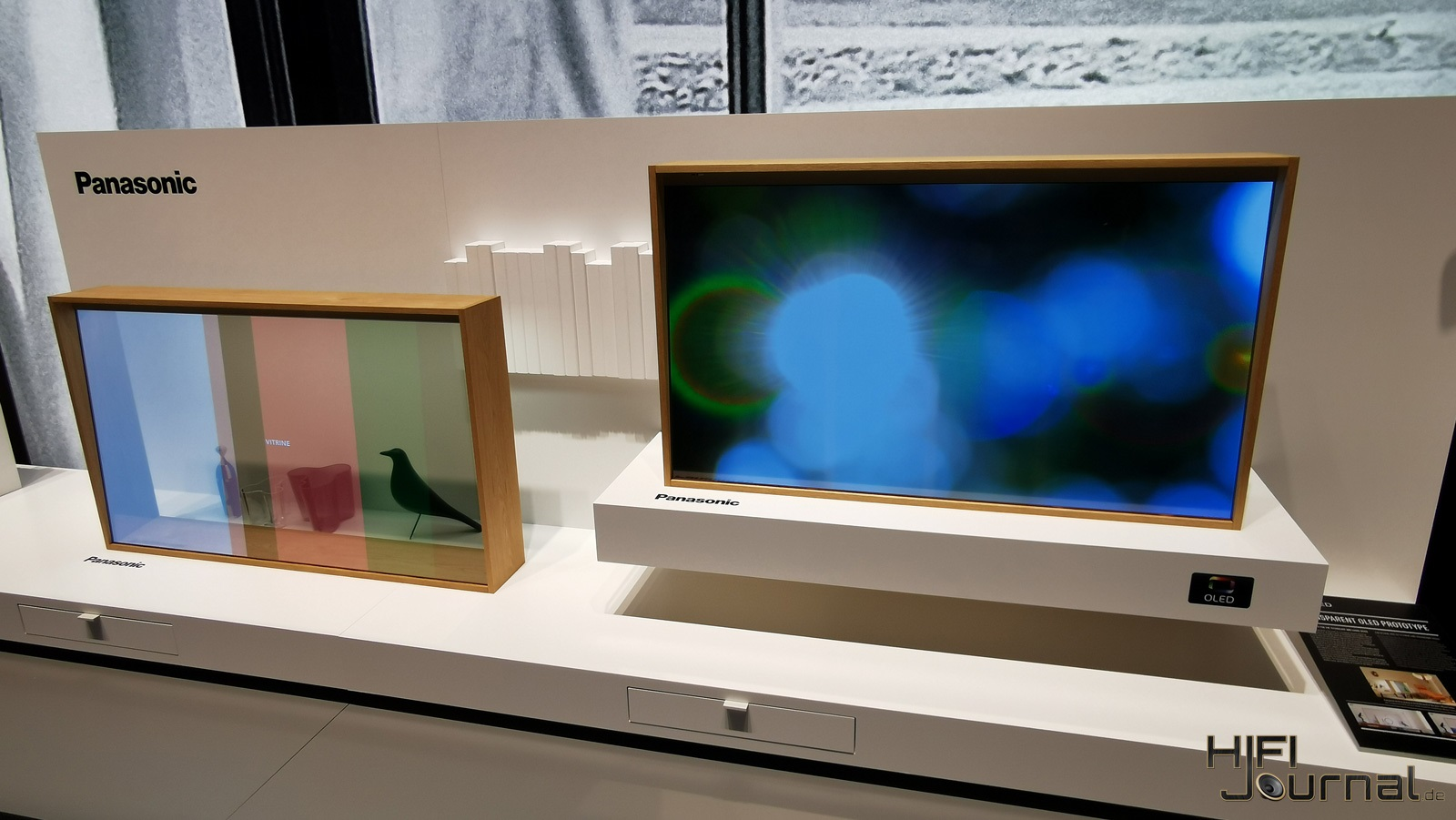 Panasonic Transparenter OLED IFA 2019 02