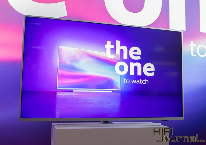 Philips 7304 The One 4K TV 04