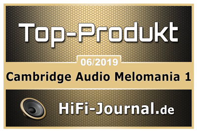 Cambridge Audio Melomania 1 award k