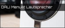 Test: DALI Menuet Lautsprecher