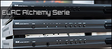 Elac Alchemy Serie news