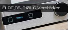 Kurztest: ELAC DS-A101 Verstärker