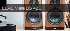 Test: ELAC Vela BS 403 Regallautsprecher